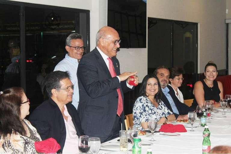 Viro maie incontra la comunit italiana di panama for Camera dei deputati italiana